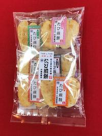 たび煎餅 6種類セット